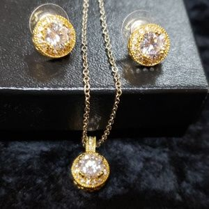 Premier Designs Laura Necklace and Earrings